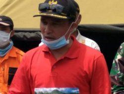 1 Warga Lampung Barat Positif Corona, Bupati Parosil Sterilkan Wilayah dan Beri Jaminan Hidup