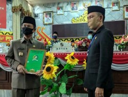 Laporan Keuangan Pemkab Lampung Utara Dapat Opini WDP Dua Tahun Berturut-turut