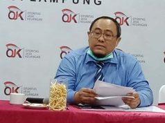 Kepala OJK Lampung, Bambang Hermanto