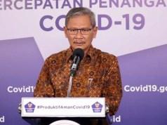 Juru Bicara Pemerintah untuk COVID-19, Achmad Yurianto