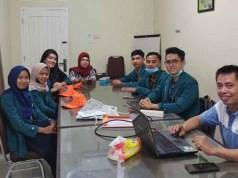 Mahasiswa Fakultas Ilmu Sosial dan Ilmu Politik (Fisip) Unila untuk belajar tentang pemberdayaan masyarakat dan lingkungan hidup wilayah laut pesisir dan pulau-pulau kecil di Mitra Bentala.