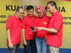 SVP-Head Corporate Communications Indosat Ooredoo Turina Farouk