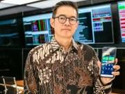Direktur Utama PT Indo Premier Sekuritas, Moleonoto The