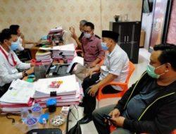 """Herman HN Laporkan Kasus Foto """"Bantuan Beras Pemkot"""" ke Polresta Bandarlampung"""