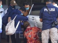 Komnas HAM melakukan pemeriksaan terhadap tiga mobil yang dikendarai polisi dan enam Laskar FPI di Polda Metro Jaya, Jakarta Selatan, Senin, 21 Desember 2020. Mobil tersebut terlibat dalam kasus penembakan enam FPI di Tol Jakarta - Cikampek KM 50, Karawang, Jawa Barat. TEMPO/M Julnis Firmansyah
