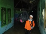 Sebanyak 3.571 unit rumah terendam banjir di Kabupaten Balangan, Provinsi Kalimantan Selatan akibat hujan dengan intensitas tinggi yang menyebabkan meluapnya sungai Balangan dan sungai Pitap (BPBD Balangan)
