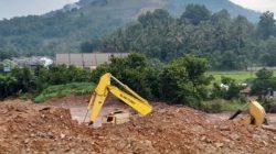 masih berlangsung di kaki Gunung Sabah Balau atau Bukit Campang di Kelurahan Campang Raya, Kecamatan Sukabumi, Kota Bandarlampung.
