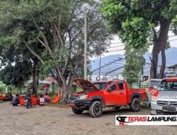 Cari Anak Hanyut di Bandarlampung, Ini yang Dilakukan Basarnas-BPBD-Polda Lampung