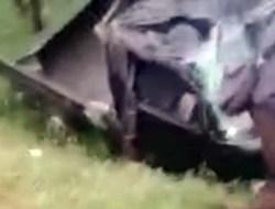 Kecelakaan Maut Tewaskan 3 Orang di Tanjungbintang, Sopir Daihatsu Grand Max Jadi Tersangka