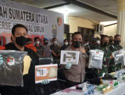 Oknum TNI Terlibat, Pembunuhan Pemred di Sumut karena Pemilik Tempat Hiburan Malam Dendam