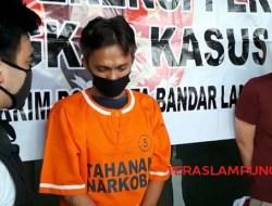 Modus Pintu Rusak, Sopir Angkot di Bandarlampung Gasak Uang Nasabah Bank