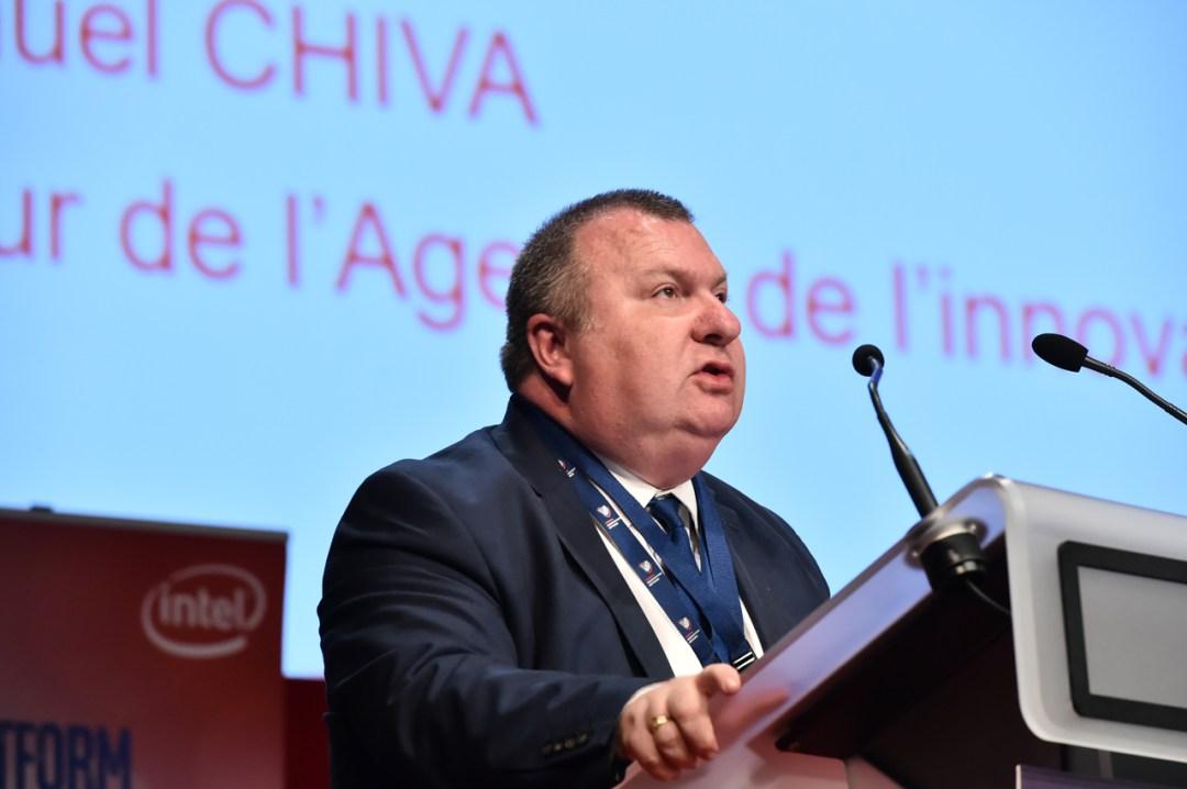 Emmanuel CHIVA
