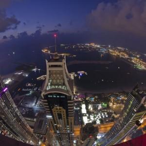 Reklamasi Palm Island Dubai