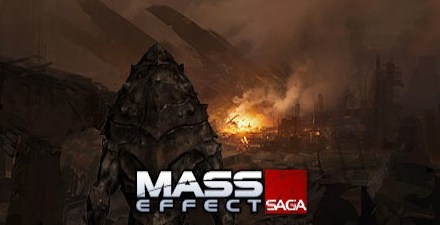 Mass Effect Saga [Tuchanka: a Arca] 2
