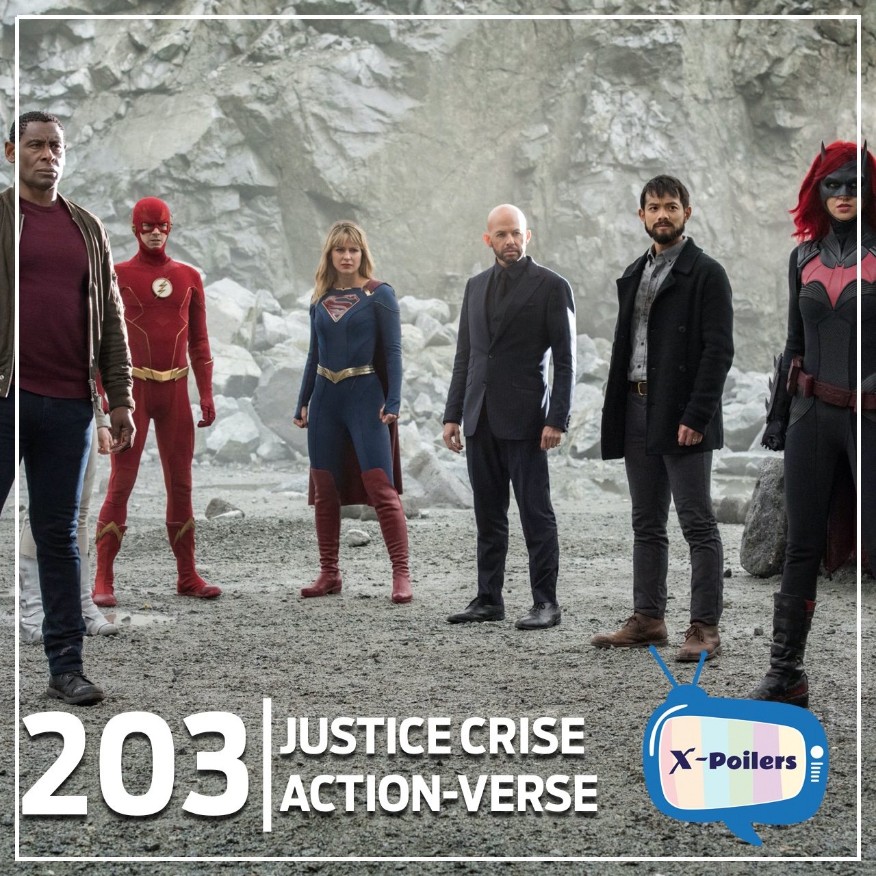Justice Crise Action-Verse