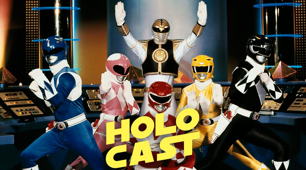 Mighty Castin Holo Rangers
