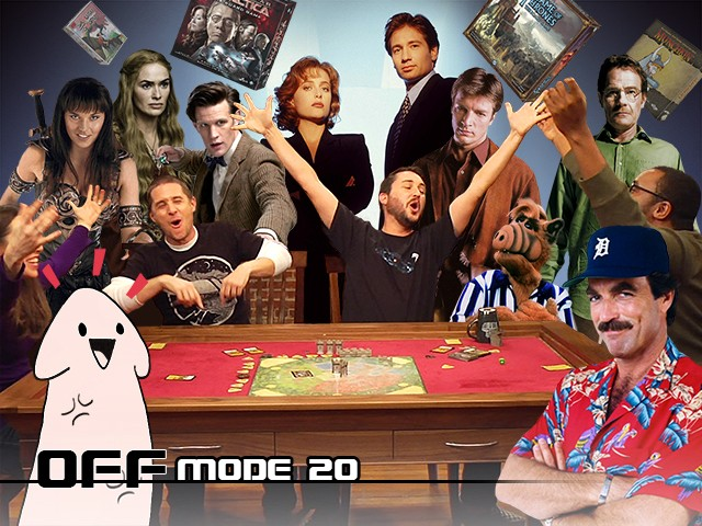 Offmode 20