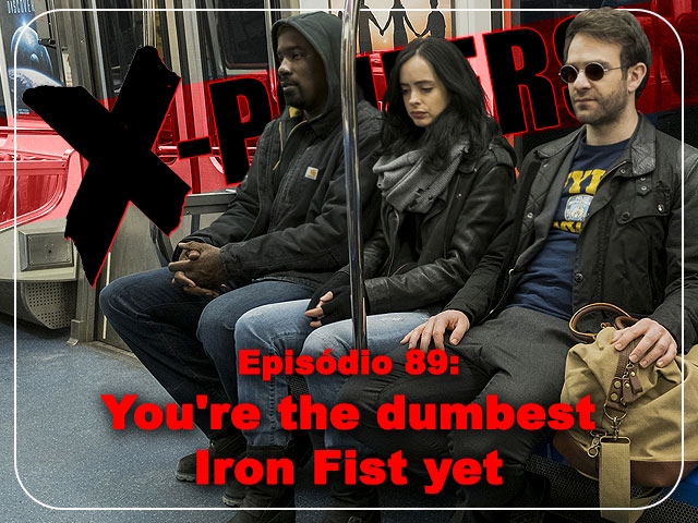 You're the dumbest Iron Fist yet