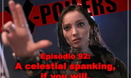 A celestial spanking, if you will.