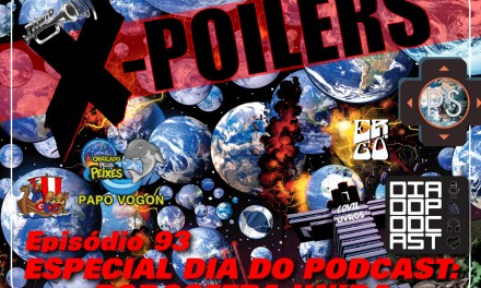 Podosfera Unida: Dia do Podcast