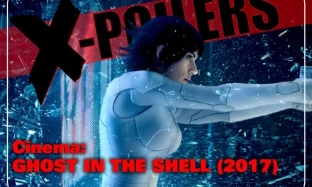 A Vigilante do Amanhã: Ghost in the Shell