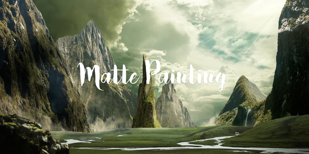 Inicios en el Matte Painting