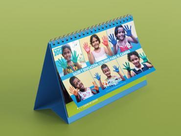 Calendario 2017 – Colores de Calcuta