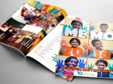 Memoria Fundación Colores de Calcuta