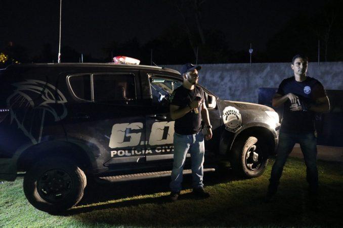 Policiais civis prendem dono de bar que vendia drogas nas Moreninhas