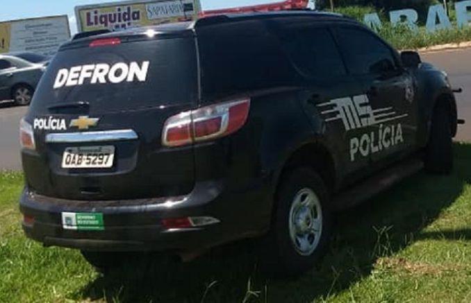 Duas mulheres são detidas por tráfico de drogas em ônibus que vinha de Ponta Porã