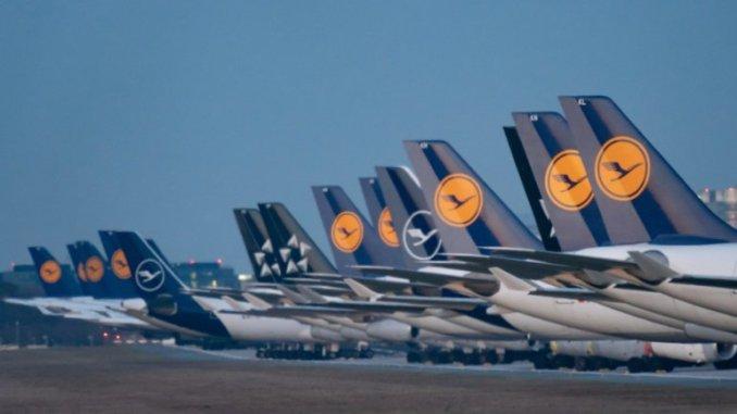 Lufthansa corta mil empregos administrativos