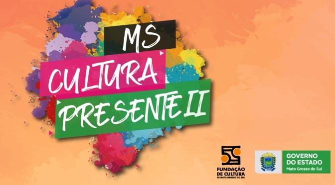 """FCMS lança o edital """"MS Cultura Presente II"""" com novos segmentos beneficiados"""