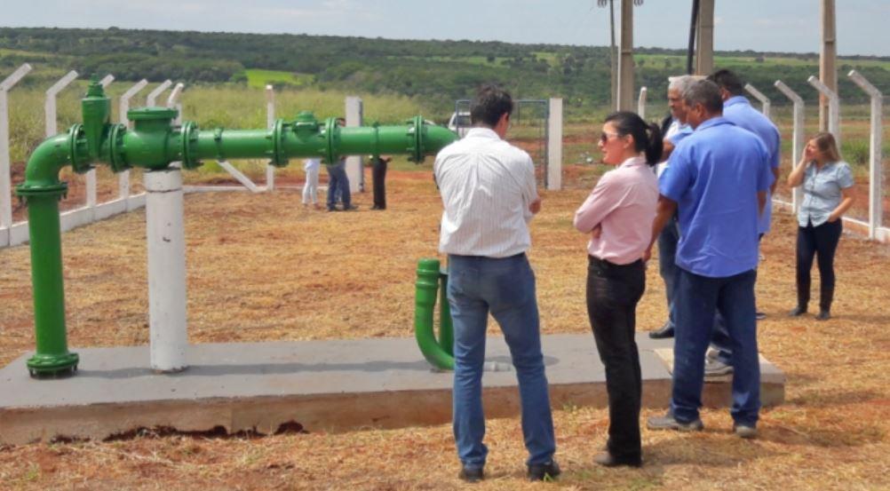 Atuação da Agepan no saneamento básico mostra avanços