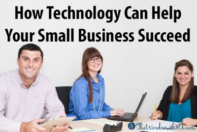 How Technology Can Help Your Small Business Succeed