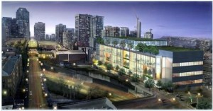 Washington State Convention Center - planned expansion