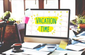 make time for vacation