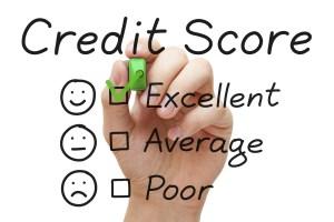cerdit score myths