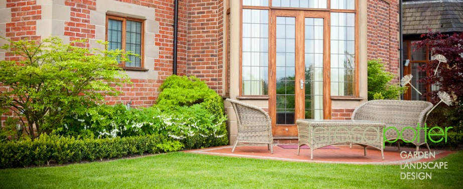 Teresa Potter Garden & Landscape Design - Northcote Manor Public Garden