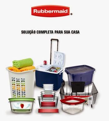 Promoção  Rubbermaid com R$1.500 reais em vale compras para voces.