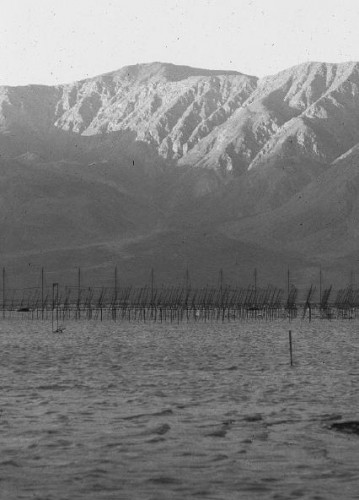 Clark Lake Antenna, circa 1958