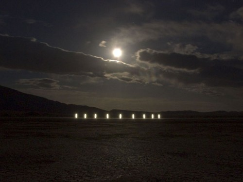 Gathering, Peter Terezakis, Clark Dry Lake, California 2005