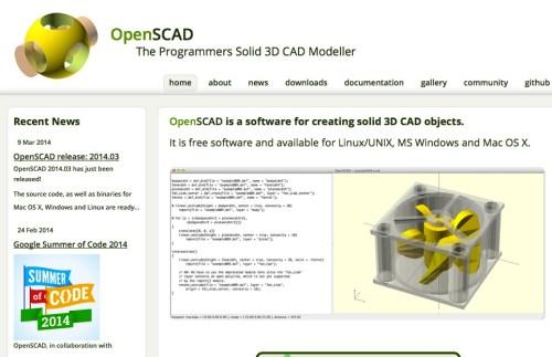 OpensCAD