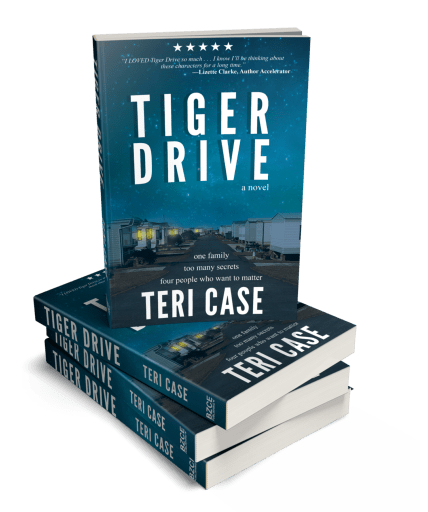 Book Cover: Tiger Drive by Teri Case