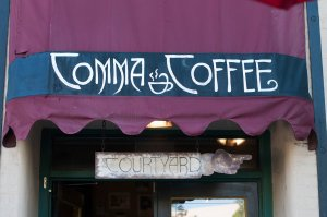 Comma Coffee