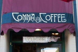 Comma Coffee
