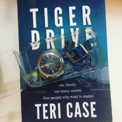 Tiger Drive Teri Case Blue Watch