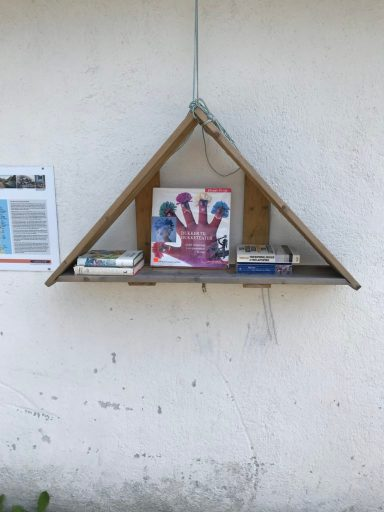 Image: Little Free Library, Booktown, Norway