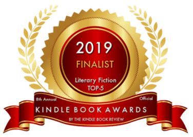Finalist Seal: Kindle Book Review Award