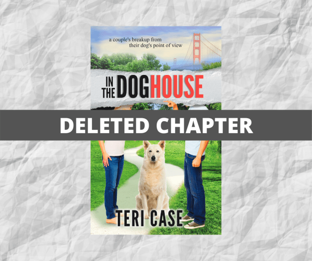 IMAGE: Deleted Chapter from In the Doghouse by Teri Case