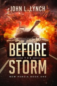 Cover Image: New Persia Before the Storm by John L. Lynch